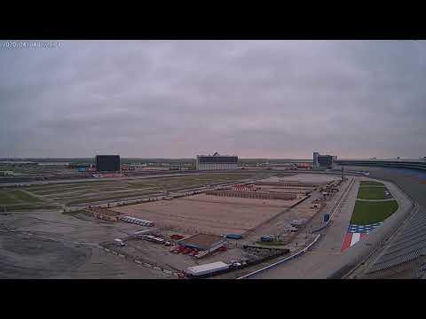 Cloud Camera 2020-04-04: Texas Motor Speedway