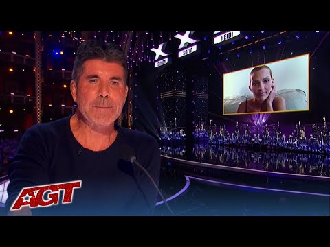 Download Simon Cowell Breaks Down in TEARS as 'Nightbirde' Returns to America's Got Talent Live Result Show!