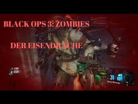 Black Ops 3: Zombies!! DER EISENDRACHE!! W/JEATH