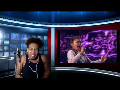 Angelica Hale: 10-Year-Old Singer Blows The Audience Away - America's Got Talent 2017 - Reaction