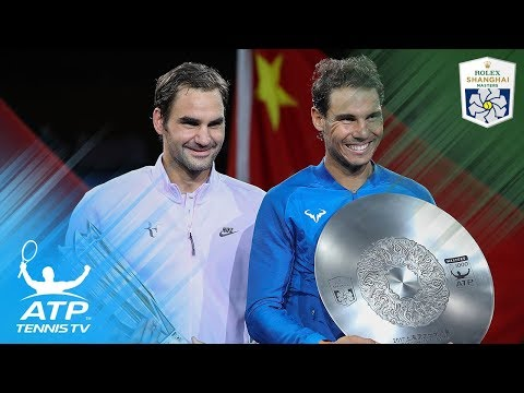 Roger Federer beats Rafa Nadal to win second Shanghai title! | Shanghai 2017 Final Highlights