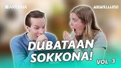 """""""MÄ IHAILEN ETTÄ SÄ ET SENSUROINUITTEES"""" - Thelma & Valtteri FEAT. Muumilaakso"""