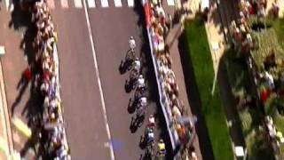 TdF 2009 Thor Hushovd tribute TV2 Norway
