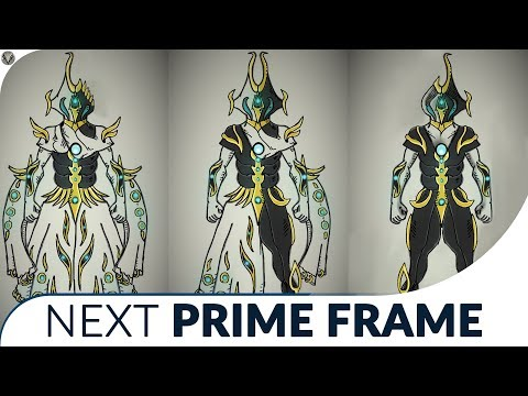 Warframe: Next Prime Frame After Mesa Prime - Prime Access thumbnail