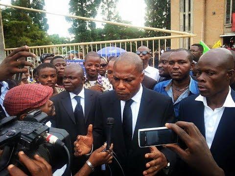 Martin FAYULU à Paris Congo eza ya KABILA te il faut akende
