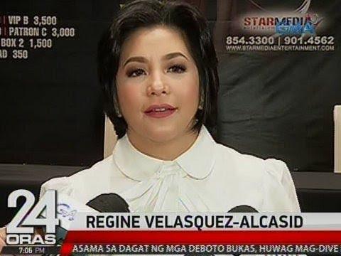 24 Oras: Regine Velasquez-Alcasid, may mga upcoming concert at bagong show this 2018