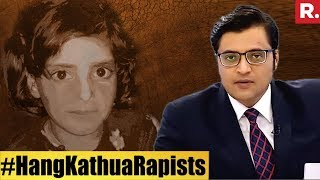 Republic TV Exposes BJP And Congress #KathuCase...