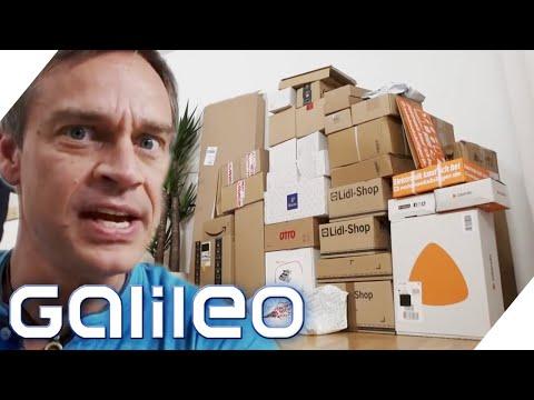 Verpackungswahnsinn! Wie können Versandhändler Verpackungsmüll sparen? | Galileo Experiment