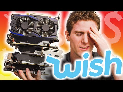 Video Card Shopping on Wish.com