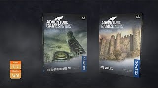 KOSMOS Adventure Games