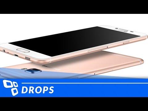 Galaxy C9 da Samsung é flagrado em teste de benchmark com 6 GB de RAM - Drops