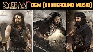 Sye Raa Narasimha Reddy Movie BGM (Background Music) Ringtone