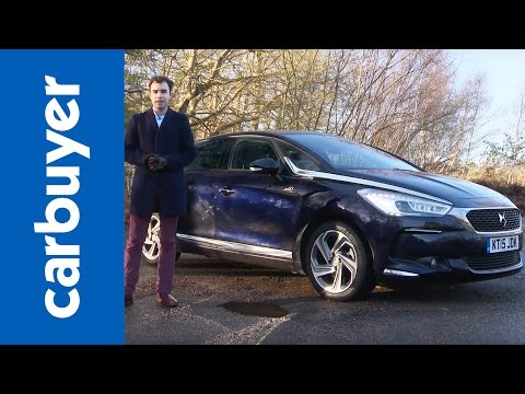 DS 5 hatchback review – Carbuyer (Citroen DS5)