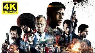 🎬 Mafia III Definitive Edition 🎬  Game Movie HD Story All Cutscenes [ 4k 2160p 60frps ]