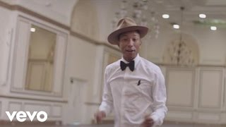 Pharrell Williams - Happy(Get Pharrell's album G I R L on iTunes: http://smarturl.it/GIRLitunes Get Pharrell's album G I R L on Amazon: http://smarturl.it/GIRLamazonMP3 Follow Pharrell: ..., 2014-01-08T08:00:01.000Z)