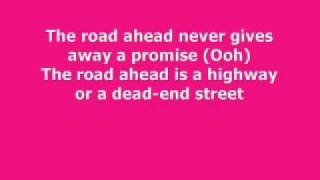 City to City-The Road Ahead (With lyrics on screen)