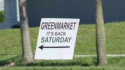 Walk Through The Green Market in Wellington, Florida