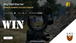 Baixar Obligatory Win Screen - PUBG
