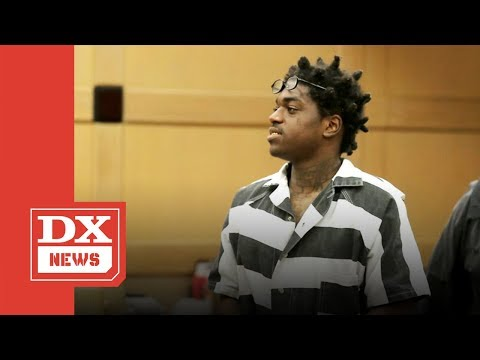 Kodak Black Gets 3 Charges Dropped But Slapped With 2 More