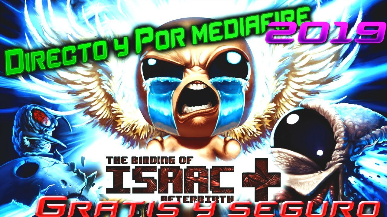The Binding Of Isaac: Afterbirth Hacked