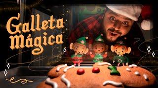 GALLETA DE JENGIBRE MÁGICA (Stop-Motion) | EL GUZII