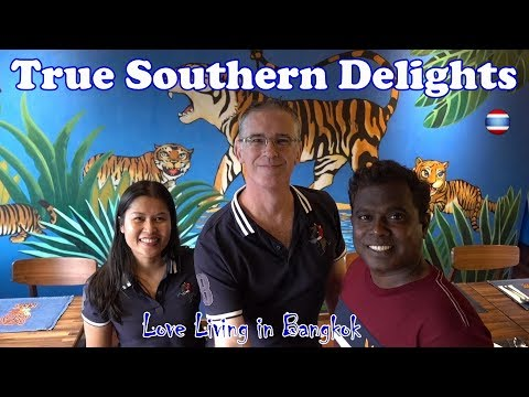 Southern Thai Food Southern Indian Subscriber Q&A & Gifts