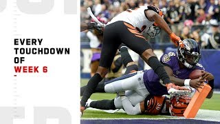 Every Touchdown from Week 6   NFL 2019 Highlights