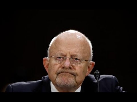 Caught Lying About The NSA, James Clapper Tries To 'Clarify'