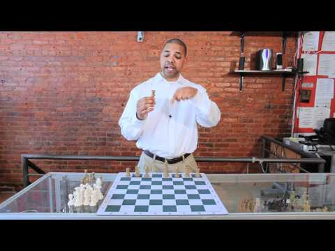 Chess Basics Lesson 1 How To Set Up The Chess Board By Christian Whitted CEO New York Chess & Games