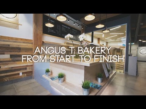 Commercial Bakery Design & Construction in Downtown Vancouver, BC