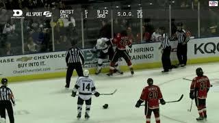 Jamie Devane vs Luke Gazdic Jan 19, 2018