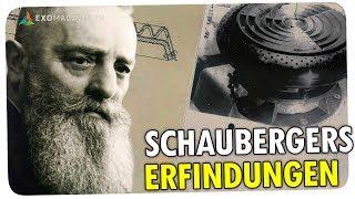 Viktor Schaubergers Erfindungen | ExoMagazin