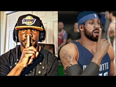 NBA 2k14 MyCAREER PS4 Gameplay - FaceCam Alley Oop Dunking Fast Breaking Lobcats