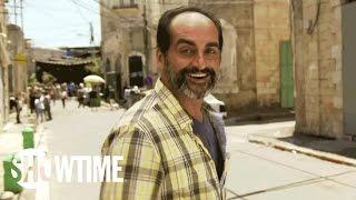 Homeland | Navid Negahban on Location: Israel (Part 2) |  Season 2