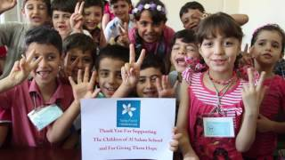 Franchising Gives Back!  Edible Cares and the Tariq Farid Foundation