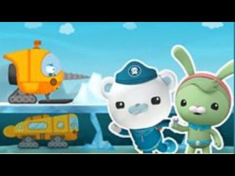 octonauts cbeebies gup s adventure explore antarctica with captain