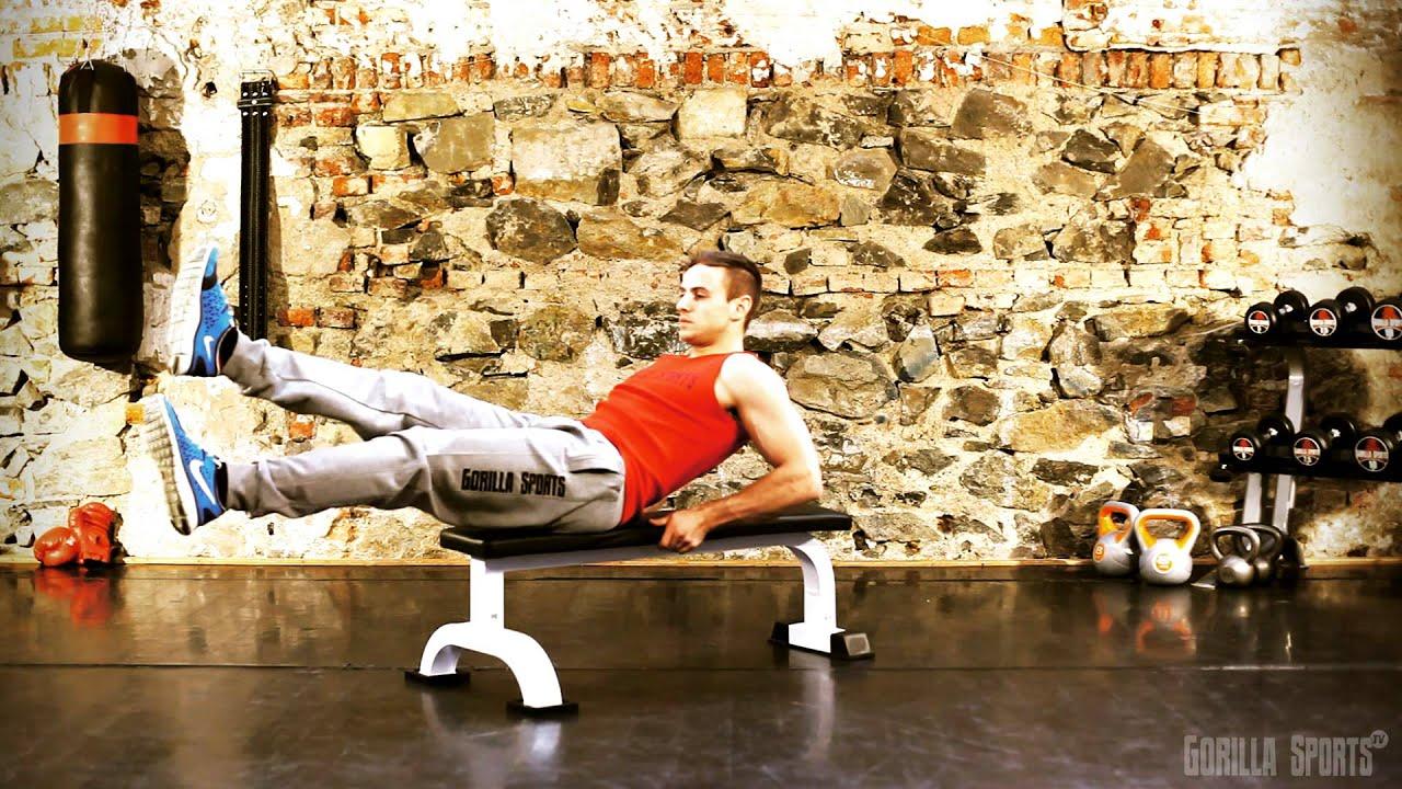 Banc De Musculation Banc Musculation Stable Bancs De Musculation