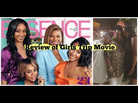 Thumbnail: Review of Girls Trip Movie - QUEEN LATIFAH