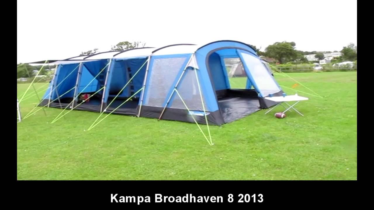 sc 1 st  YouTube & Kampa Broadhaven 8 - 2013 - YouTube