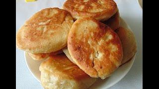 Пирожки из холодильника  (беляши, как на рынке)