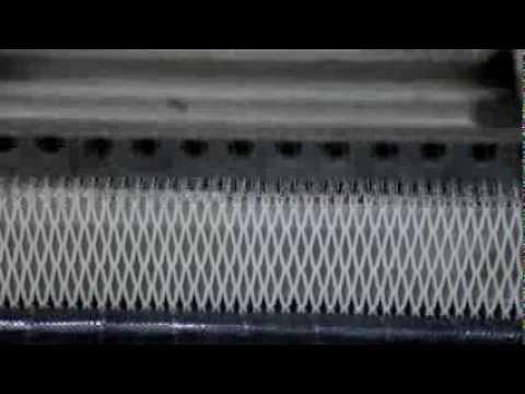 Вязаная сетка-рукав упаковочный материал предназначенный для фасовки овощей и фруктов на автоматическом или полуавтоматическом.