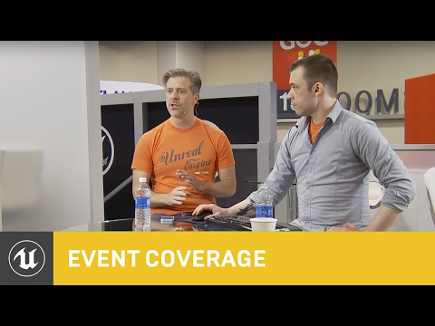 Live at GDC: Welcome to UE4 | 01 |  GDC 2014 Event Coverage | Unreal Engine