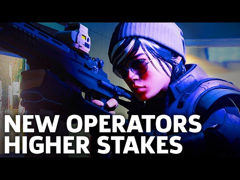 Rainbow Six Siege: Operation White Noise DLC - What You're Going To Get