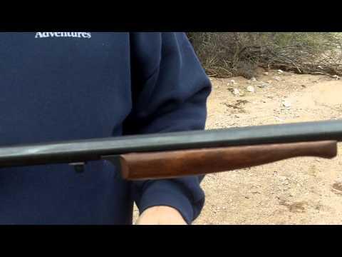 Break Open 12 Guage Shotgun Magnetic Foregrip