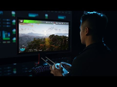 DJI - Introducing DJI Flight Simulator