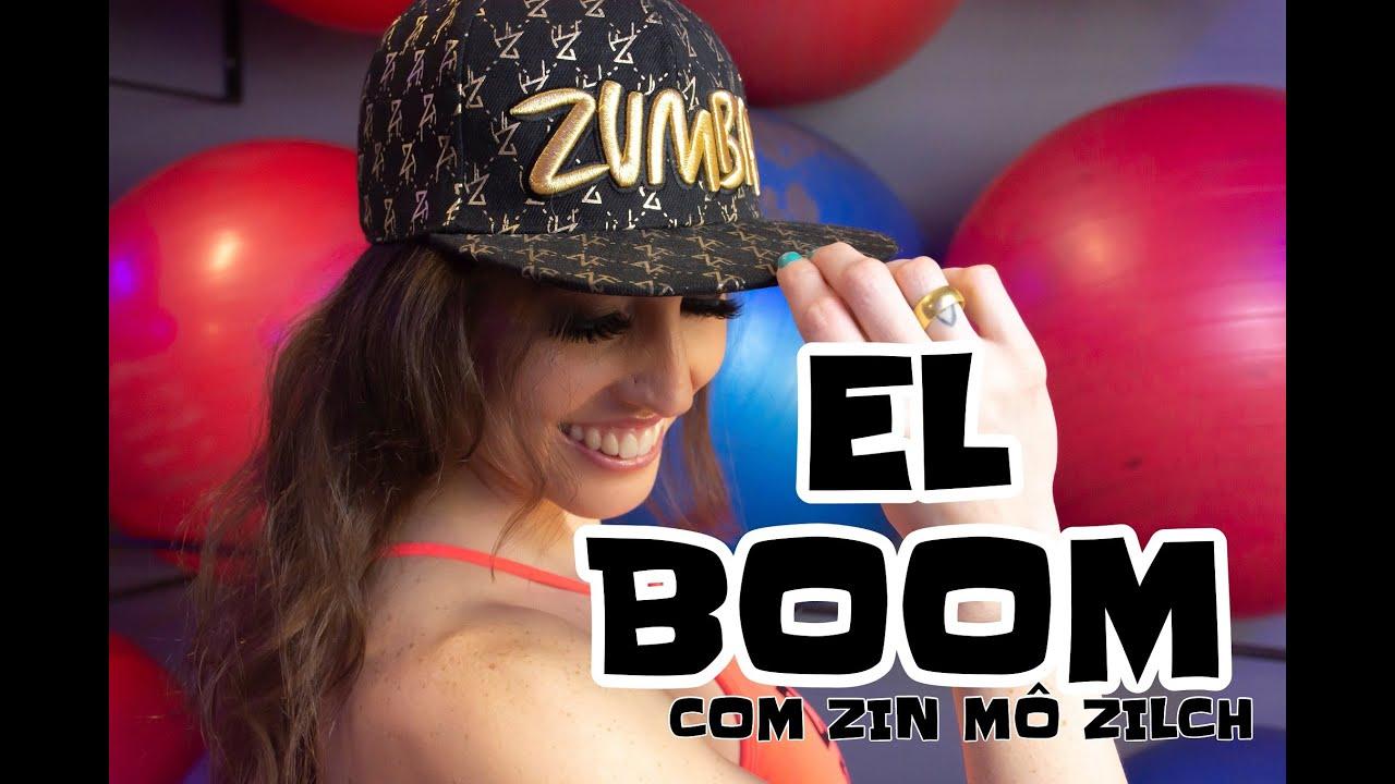 EL BOOM - Zumba com ZIN Mô Zilch