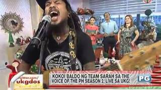 Love and Devotion - Kokoi Baldo sa Umagang Kay Ganda