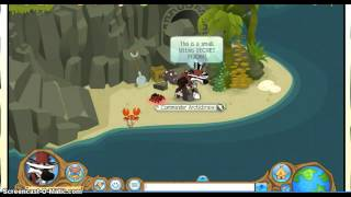 Animal Jam- SECRET ROOM With Blocked Door