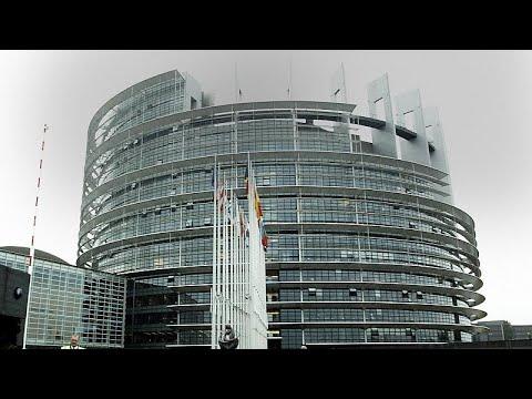 Session Inaugurale Du Parlement Européen à Strasbourg