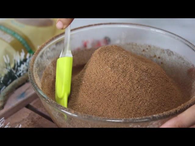 Kokos Natural's Healthy Chocolate Brownie (gluten free)